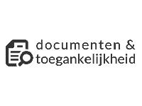 Logo documenten en toegankelijkheid